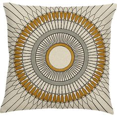 """Love, love, love this pillow!  Madeline 20 """" Pillow in Decorative Pillows 