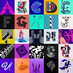 Single Image, Alphabet, Playing Cards, Typography, Graphic Design, Instagram, Letterpress, Letterpress Printing, Alpha Bet