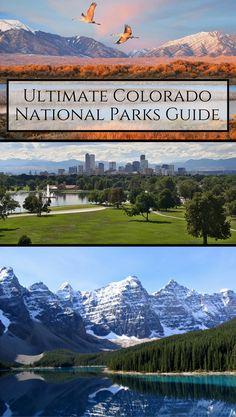 Ultimate Colorado National Parks Guide | #EndlessCaravan #colorado #travel #nature