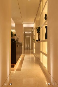 Hallway Lighting Design By John Cullen Stair Interior