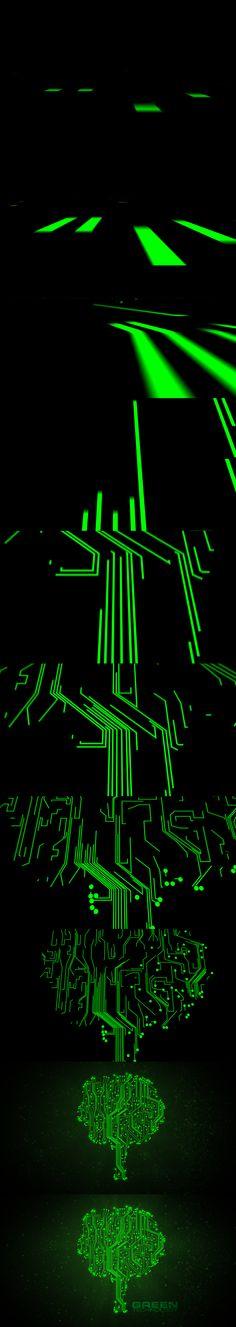 Green Technology Animation