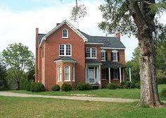 Brick Victorian Farmhouse