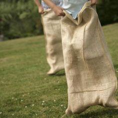 Hoppa säck.