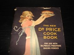 My Vintage Cookbook Addiction: The roaring 1920's