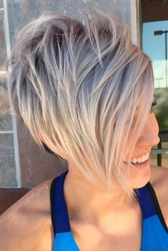 Sassy Short Layered Haircuts That You Should Totally Try ★ See more: http://lovehairstyles.com/sassy-short-layered-haircuts/