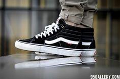 38693783694677 Vans Sk8 Hi Pro Black By Artknowfr