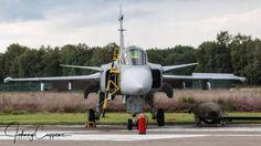 "bmashina: ""Saab JAS-39C Gripen of the Swedish air force. """