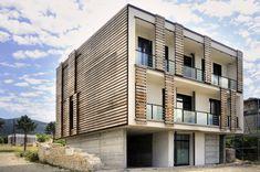 pierluigi bonomo's sustainable energy box house in l'aquila