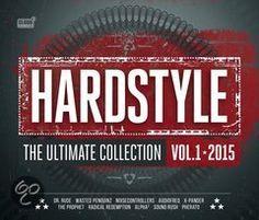 bol.com | Hardstyle The Ultimate Collection Vol. 1 2015, Various Artists | Muziek...