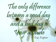 everything about attitude