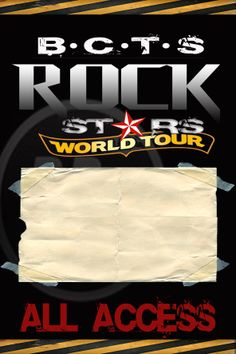Badge Design RockStar