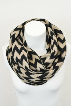 Little Zag Infinity Scarf $14.99