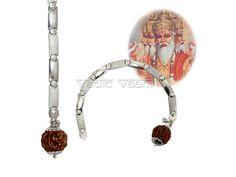 4 Mukhi Rudraksha Lord Brahma Bracelet buy online from India