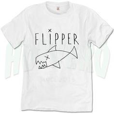 88de83ad Flipper Kurt Cobain Outfit T Shirt | Grunge T Shirt - HotVero. Flipper New  Sweatshirt top unisex casual sweater jumper Nirvana Kurt Cobain rock