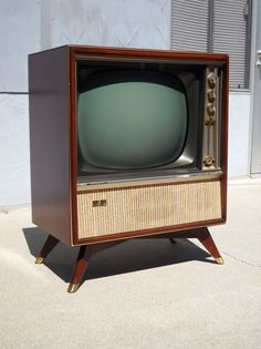 the most awesome vintage telly