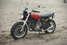 Ducati GT1000 – The Surfer's Scrambler - Qubicle