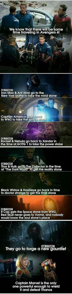 This is a good theory but it means skull would kill cap, Captain Marvel wouldn't get her powers, the guardians wouldn't bond together and the time stream would be ruined. Avengers 4 Theories, Avengers Memes, Marvel Memes, Marvel Dc Comics, Marvel Avengers, Meme Comics, Captain Marvel, Fangirl, Die Rächer