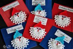 Новогодние магнитики своими руками - Ярмарка Мастеров - ручная работа, handmade
