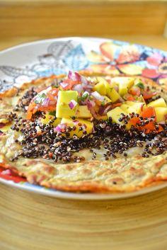 Vegetarian tacos... gluten free!