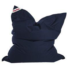 Ebern Designs Large Bean Bag Chair & Lounger & Reviews | Wayfair Extra Large Bean Bag, Large Bean Bags, Contemporary Bean Bag Chairs, Bean Bag Furniture, Large Bean Bag Chairs, Kids Bookcase, Textiles, Oxford Fabric, Big Bags