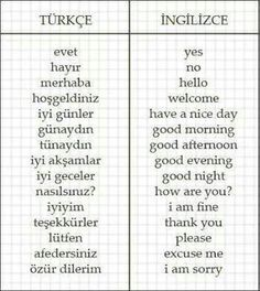 35 best turkish images on pinterest turkish language arabic basic phrases trke m4hsunfo