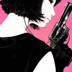 Kuvshinov Ilya is creating Illustrations and Comics Girls Anime, Anime Art Girl, Cyberpunk, Character Inspiration, Character Art, Arte Obscura, Art For Art Sake, Illustration Girl, Revolver