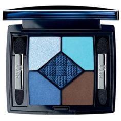 Dior Transatlantique Collection (Summer 2014): 5-colors 344 - Atlantique