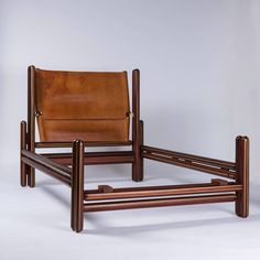 """""""Toledo"""" Bed by Carlo Scarpa by Simon Gavina 