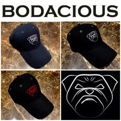 Which one do you like best? Let us know!! #BodaciousWear