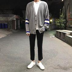 63 mens clothing styles new ideas 53 Korean Fashion Men, Asian Fashion, Boy Fashion, Fashion Outfits, Fashion Trends, Fashion Boots, Outfits Hombre, Boy Outfits, Looks Style