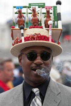 crazy Kentucky Derby hats - Yahoo! News