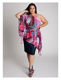 Really love the colors in this Igigi Tunic.  Saw it on the Sonsi site.