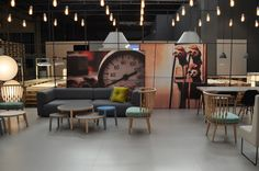 #Inalco #Foster piedra colour 1500x1500 mm #Slimmker on floors