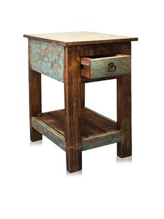 Reminds me of the Philippines.    Reclaimed Wood Furniture Ventura Side Table, http://www.myhabit.com/ref=cm_sw_r_pi_mh_i?hash=page%3Dd%26dept%3Dhome%26sale%3DA1SCWX50D6CZ58%26asin%3DB008DD7X1U%26cAsin%3DB008DD7X1U