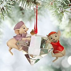Disney The Rescuers Bernard and Miss Bianca Sketchbook Ornament - The Rescuers (as of 8/17/2015)