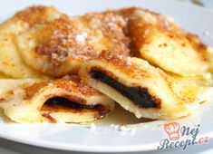 42 z Czech Recipes, Pasta Dishes, Bon Appetit, Sweet Recipes, Cooking Tips, Nom Nom, Pancakes, French Toast, Food And Drink