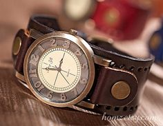 Hey, I found this really awesome Etsy listing at http://www.etsy.com/listing/161927218/new-fashion-men-watch-retro-watch-for