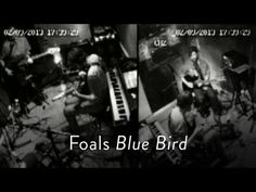 "Foals perform the Holy Fire outtake ""Blue Bird"""