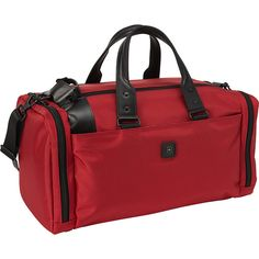549263c892 Victorinox Lexicon Sport Locker Duffel (8.475 RUB) ❤ liked on Polyvore  featuring bags