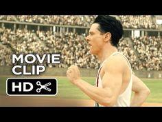 ▶ Unbroken Movie CLIP - Berlin Olympics (2014) - Jack O'Connell Movie HD - YouTube