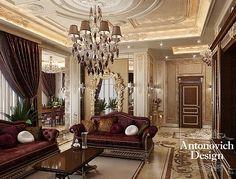 Яркие дизайнерские идеи от Luxury Antonovich Design, рубрика Интерьер | на archiprofi.ru