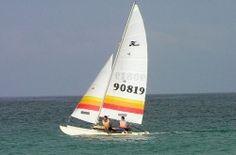 Vela Ligera Playa de Bellamar – Premia De Mar - http://es.topsportholidays.com/vela-ligera-playa-de-bellamar-premia-de-mar/