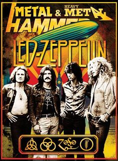 Led Zeppelin Rock Gods yes