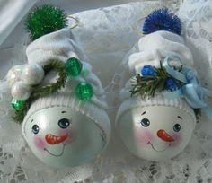 lightbulb ornaments - Crafts and Decorations Forum - GardenWeb