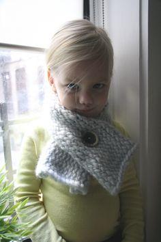 kid scarf - kid fashion