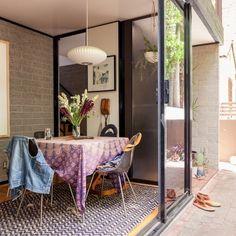Hannah Henderson's Venice home