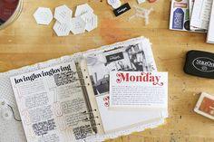 Ali Edwards Design Inc. | Blog: Week In The Life™ 2020 | Getting