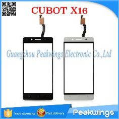 [ 42% OFF ] Black/white/gold Touchscreen For Cubot X16 Touch Digitizer Screen Glass Panel Sensor