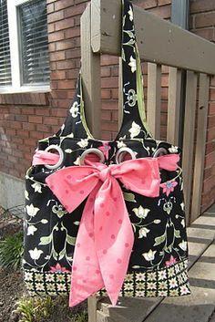 """""""My Favorite Bag"""" pattern from Kati Cupcake patterns"""