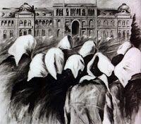 """Caminos del viento: """" Madres de Plaza de Mayo. Mujeres paridas por sus..."""